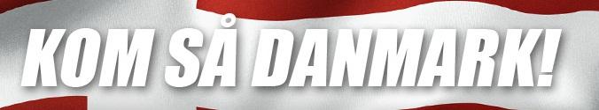 Kom Så Danmark - EM 2012 Bonus